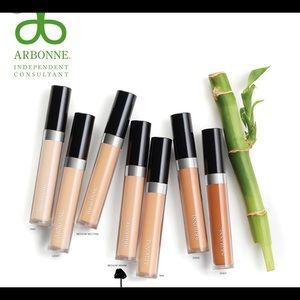 Arbonne the real conceal medium warm concealer new